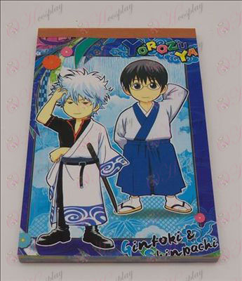 Gin Tama Accessories Scratch Pad Halloween Accessories Online Store