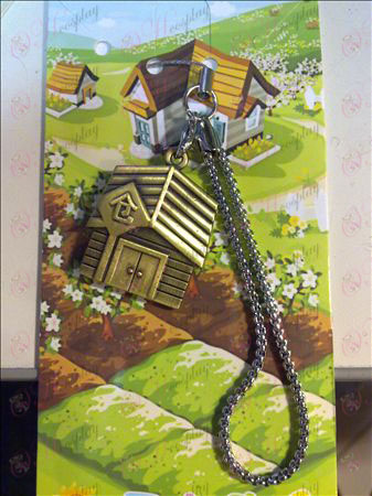 QQ Ranch phone chain (Bronze)