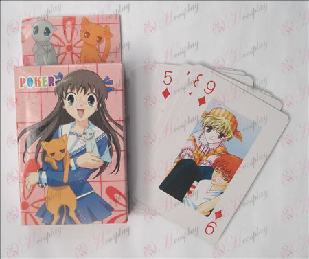 Fruits Basket Zubehör Poker (2)