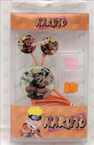 Epoxy Hodetelefoner (Naruto - Uzumaki)