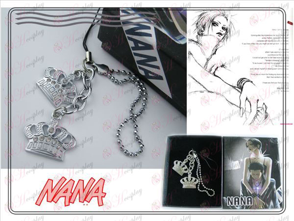 NANA Accessories Crown Strap