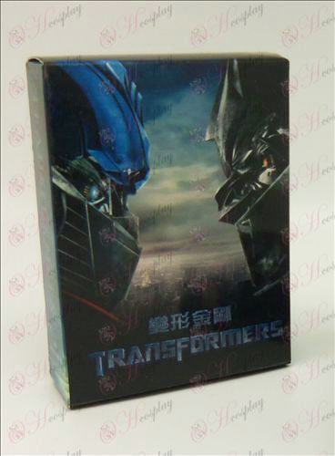 Hardcover edition of Poker (Transformers Accessories)