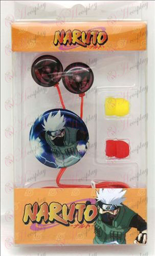 Epoxy Headphones (Naruto - kakashi)