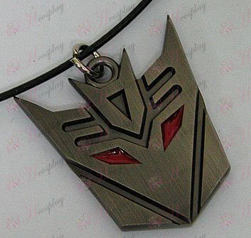 Transformers Аксесоари Decepticons Колие - маркирани - Gun Color