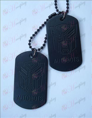 Transformers Autobots Accessoires Ketting (Jane)