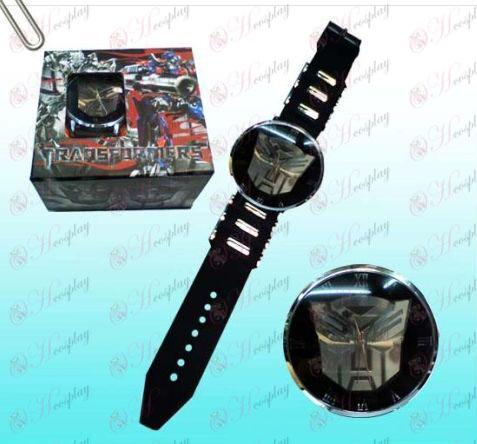 Transformers Tarvikkeet Autobotit musta kellot