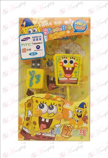 SpongeBob SquarePants oprema Data Line