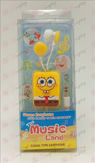 SpongeBob SquarePants Accessori Cuffie
