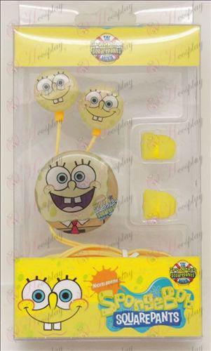 Epoxy headset (SpongeBob SquarePants AccessoriesB)