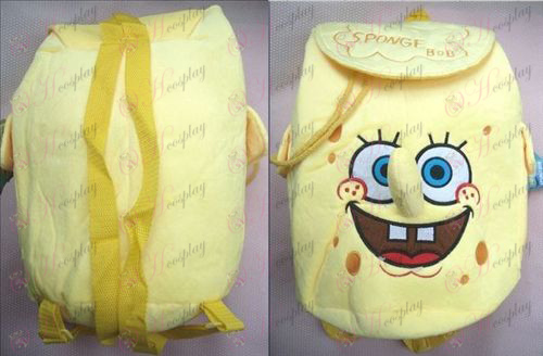 בובספוג מכנסמרובע שקיות דלי 28 * 33 סנטימטר אבזרים