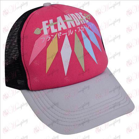 Farebné klobúky (východná Fran duo Lu)