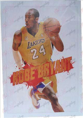 NBA Kobe Bryant uganke 10-374