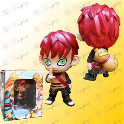 Gaara Naruto 2nd generation Q-resin figurines