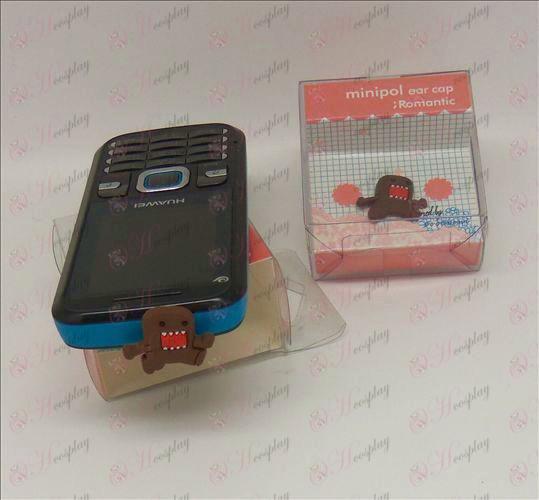 Мобилен телефон слушалки щепсел (Domo аксесоари)