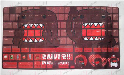 Domo Accessories keyboard stickers