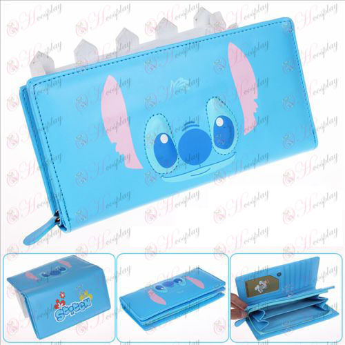 Lilo & Stitch AccessoriesPVC long wallet Halloween Accessories Online Store