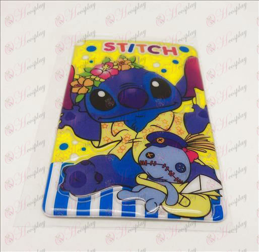 Waterproof degaussing card affixed (Lilo & Stitch Accessories2)