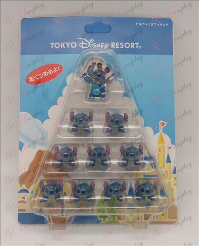 10 Lilo & Stitch Accessori Doll