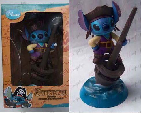 Pirate Lilo & Stitch Doll Príslušenstvo