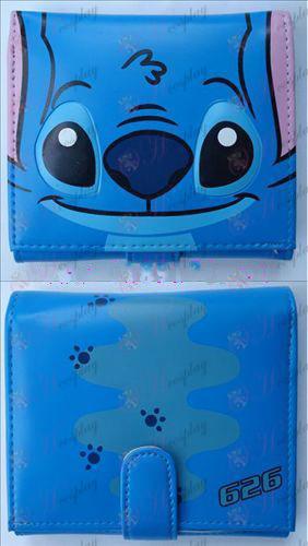 Q version of Lilo & Stitch Accessories Avatar wallet