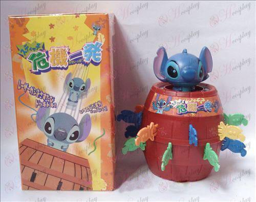 Magic Lilo & Stitch Accessories Drum Doll