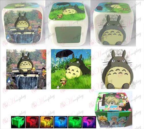My Neighbor Totoro Accessories3 surface color colorful alarm clock