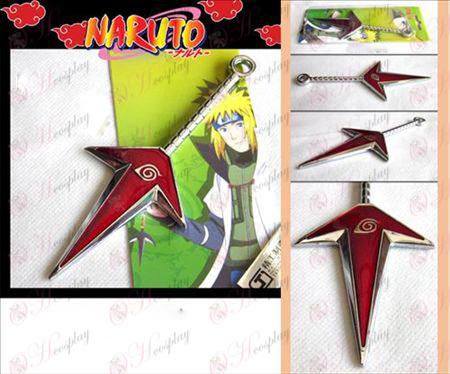 Naruto quattro generazioni presenti senza sofferenza (rosso)