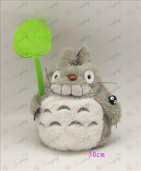"""צינורי השכן Totoro אבזרים הקטיפה המגבת (30 ס\""""מ)"""