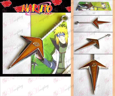 Naruto four generations present bitter No (Orange)