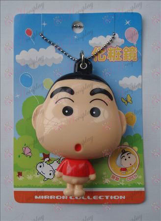 Mirror (Crayon Shin-chan tarvikkeet) Red