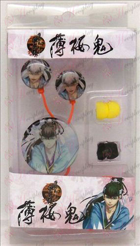 Epoxidové headset (Hakuouki Accessories)
