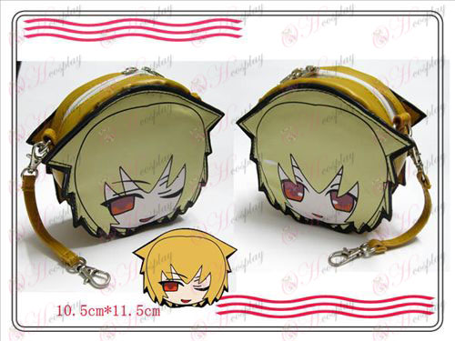Hakuouki Accessories Kazama Chikage Purse