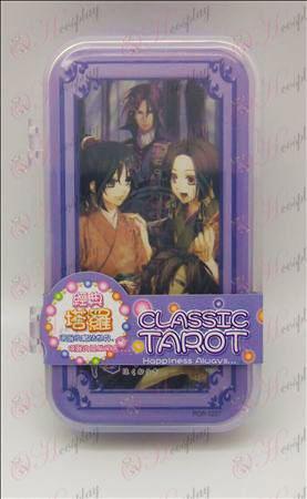 Hakuouki accessoires Tarot (2)
