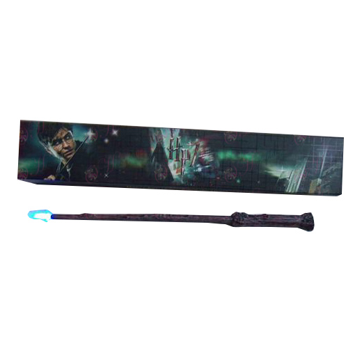 Harry Potter magic wand (luminescence)