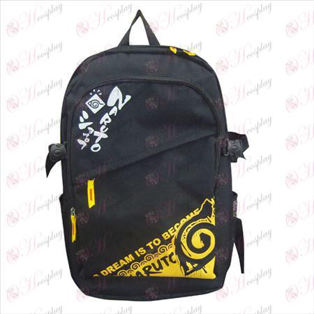 Backpack 4 # 15-182 # Naruto konoha Naruto Accessories Online Shop