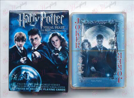 Hardcover editie van Poker (Harry Potter)