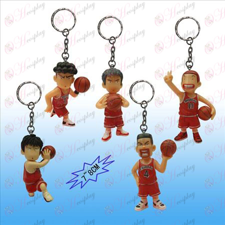 5 модели Slam Dunk Аксесоари Doll Key (Jane)