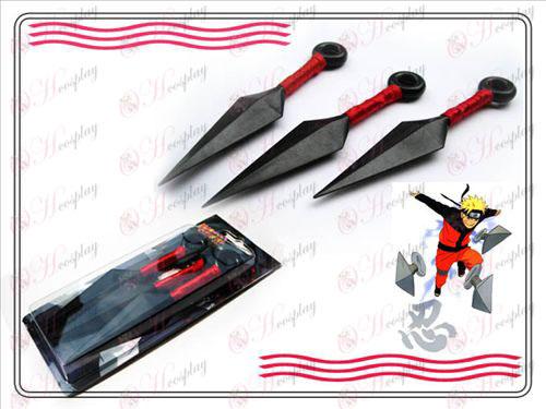 Naruto drei geladen Leiden ohne (B rot)