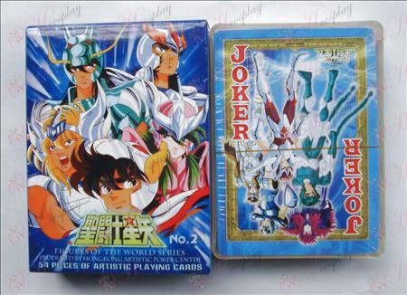 Vydanie v tvrdých of Poker (Saint Seiya AccessoriesNO2)