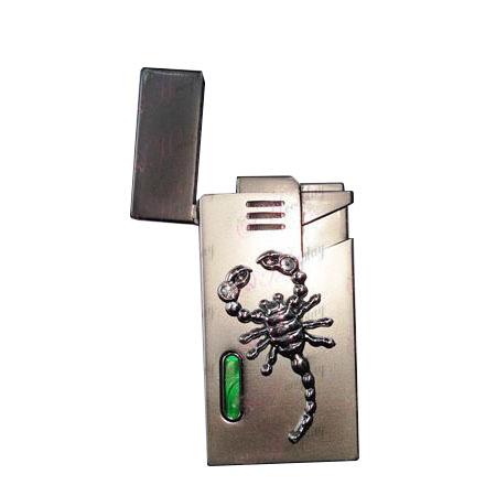 Saint Seiya Accessories A скорпион ветроупорен запалка