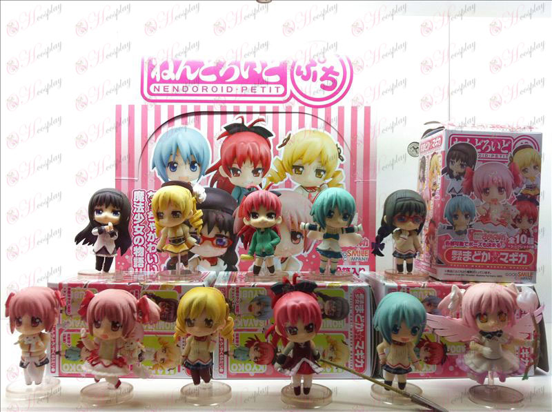 11 Magical Girl Accessories Doll