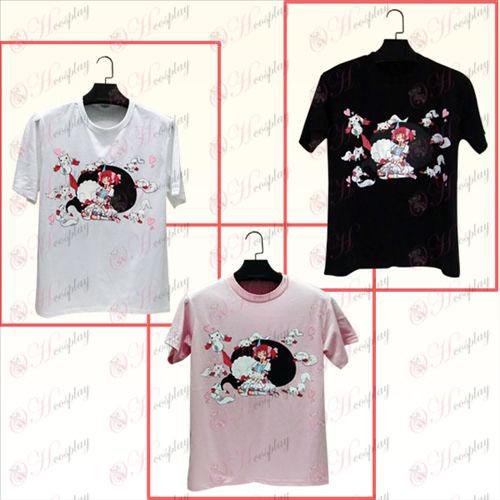 Liten runde T-skjorte 01