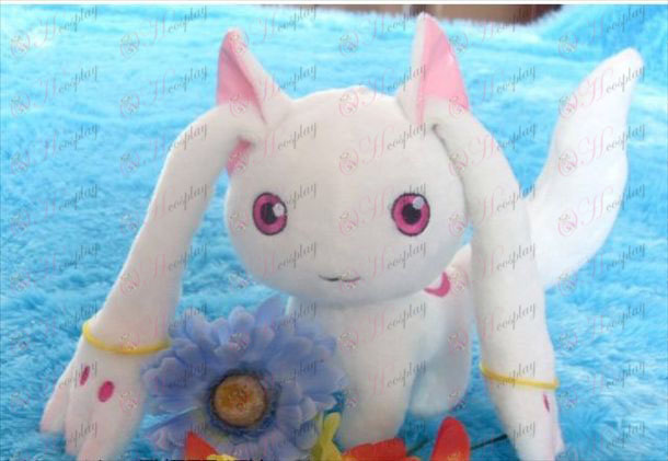 Magical Girl Accessoires kleine ronde Chubby pluche pop (groot)