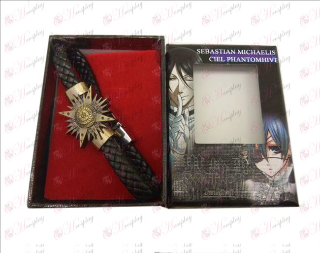 DD.Gray-man Accessori cinghia punk