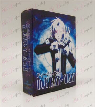 Hardcover edition of Poker (D.Gray-man-Zubehör)