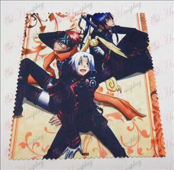Glasses cloth (D.Gray-man Accessories0222) 5 sheets / set