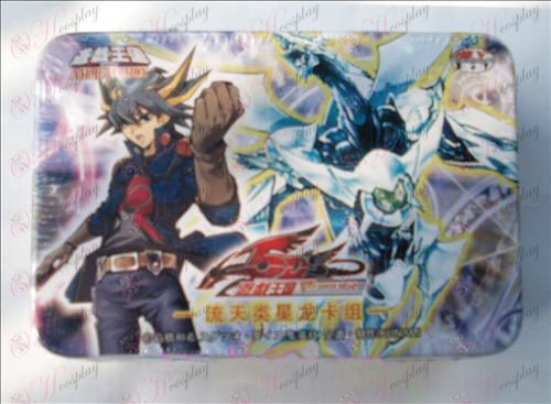 Genuine Tin Yu-Gi-Oh! Accessories Card (stream day class Star Dragon Group)