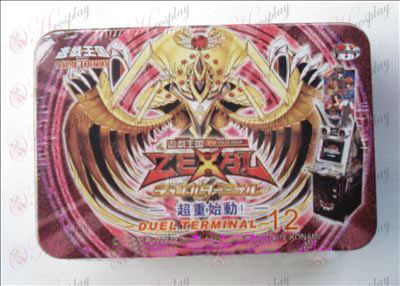 טין אמיתי Yu-Gi-Oh! אבזרים כרטיס (עודף משקל ייזום)