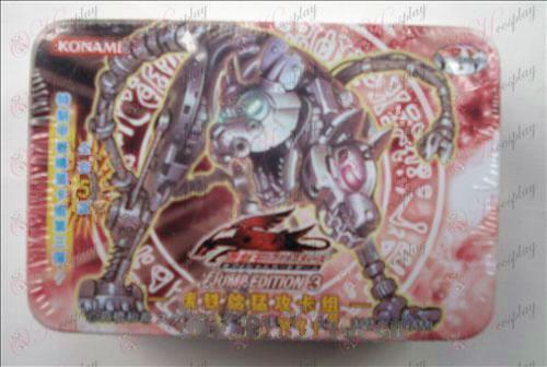 טין אמיתי Yu-Gi-Oh! אבזרים כרטיס (קבוצת כרטיס מתקפת גרוטאות מתכת)