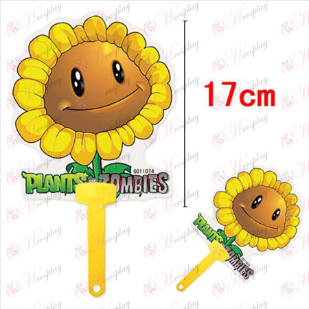 Plants vs Zombies Accessories sunflower cool fan